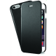 Azuri booklet ultra thin - noir - pour Apple iPhone 7