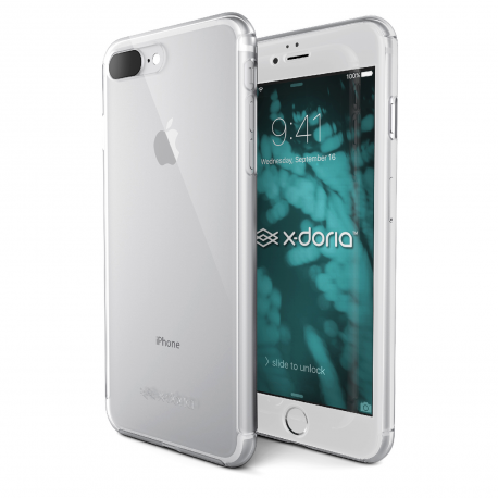 the best attitude 3326c 2f1cd X-Doria 360 back and front cover with Tempered Glass - for iPhone 7 Plus