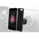 Azuri magnetische backcover met magnetische autohouder - zwart - voor iPhone 5