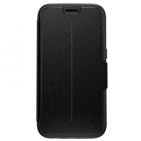 buy online 4fa33 211c2 OtterBox Strada - black - for Samsung G935 Galaxy S7 Edge