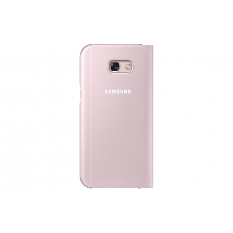 quality design 0bf16 88d3f Samsung S-view cover - pink - for Samsung A520 Galaxy A5 2017