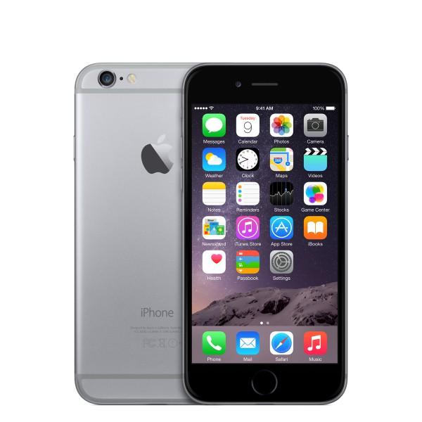 apple iphone 6 16go 4g space grey reconditionn comme neuf 2 ans de garantie cartronics. Black Bedroom Furniture Sets. Home Design Ideas