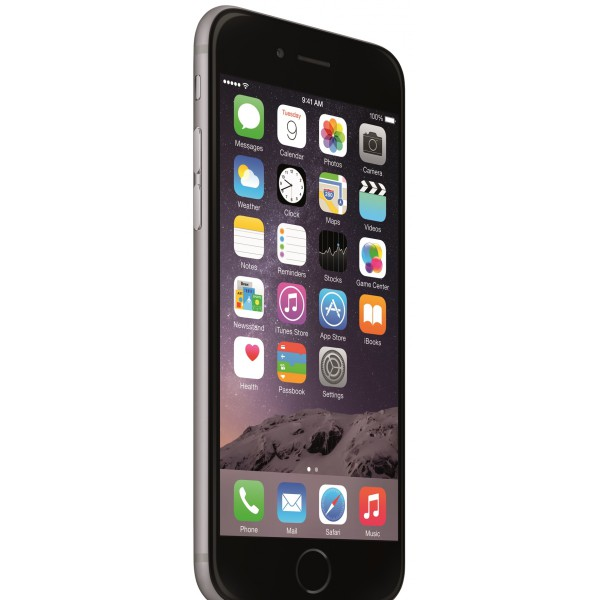 apple iphone 6 16go 4g space grey reconditionn comme neuf. Black Bedroom Furniture Sets. Home Design Ideas