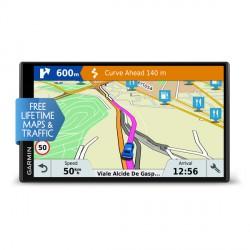 "Garmin DriveSmart 61 LMT-S EU 6.95"" TFT Touchscreen 243g Black"