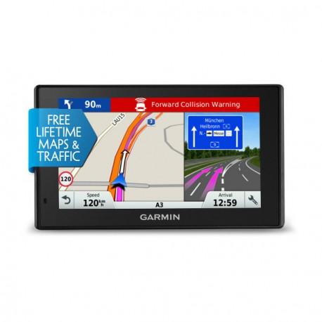 "Garmin DriveAssist 51 LMT-S EU 5"" TFT Touchscreen 191.4g Black"