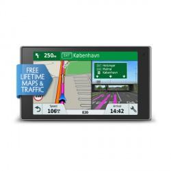 """Garmin DriveLuxe 51 LMT-S EU 5"""" TFT Touchscreen 231g Black"""