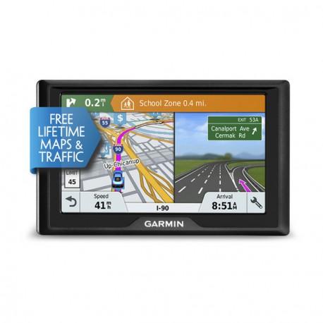 "Garmin Drive 51 LMT-S EU 5"" TFT Touchscreen 170.8g Black"