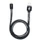 I-Paint USB cable avec Apple lightning connector - Pois