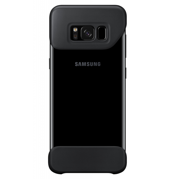 sneakers for cheap 85e88 12663 Samsung 2 piece cover - black - for Samsung G955 Galaxy S8 Plus