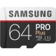 Samsung Pro + 64 GB micro SD class 10 - avec adaptateur