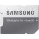 Samsung EVO 128GB Micro SD class 10 - avec adapter