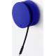 USBEPOWER Mini Aero 2 usb poorten met telefoonhouder en kabelopberger - blauw