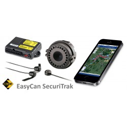 PROTECTION ANTI-INTRUSION AVE SIRENE-TRACEUR GPS
