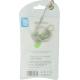 Funtastix Phone Mini Fan with lightning and microusb plug - bleu