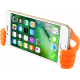 Funtastix Phone Tumb Stand Holder - orange