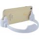 Funtastix Phone Tumb Stand Holder - blanc