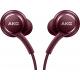 Samsung Earphones tuned by AKG - 3.5mm in-ear - rouge (burgandy)