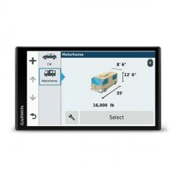 """Garmin Camper 770 LMT-D Vast 6.95"""" TFT Touchscreen 243g Zwart navigator"""
