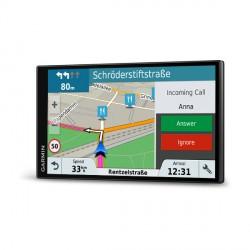 """Garmin DriveSmart 61 EU LMT-D Fixé 6.95"""" TFT Écran tactile 243g Noir navigateur"""