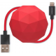 USBEPOWER Cosmo balle charge et sync avec connection Apple lightning - rouge