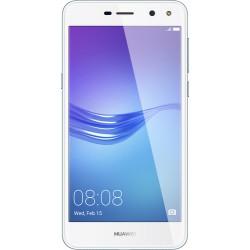 Huawei Y6 2017 4G 2Go Bleu, Blanc