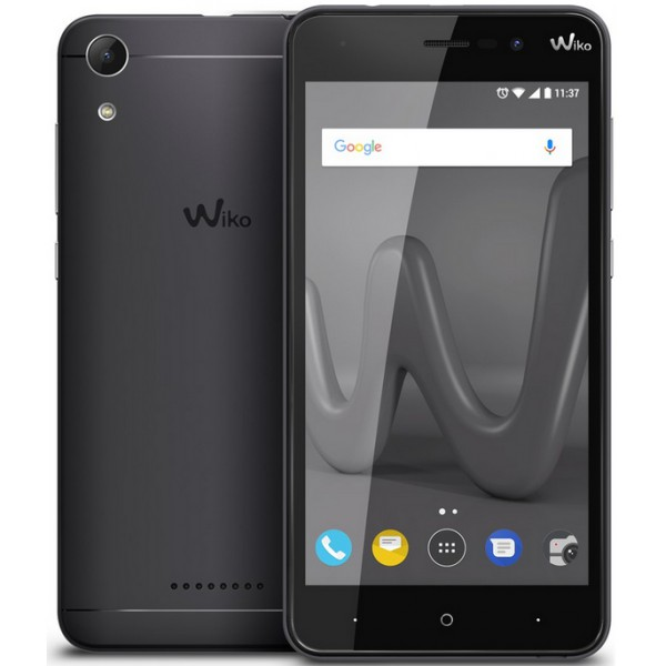 wiko lenny 4 16gb dual sim 16gb black cartronics. Black Bedroom Furniture Sets. Home Design Ideas