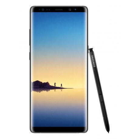 Samsung Galaxy Note 8 SM-N950F Dual SIM 4G Black