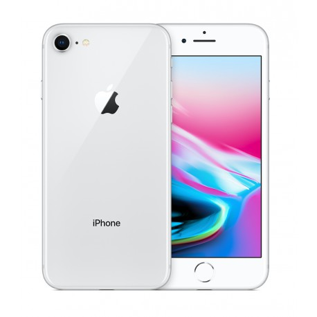 99de2484987adc Apple iPhone 8 4G 64Go Silver - Cartronics