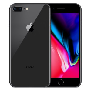 Apple iPhone 8 Plus 4G 256Go Gris