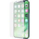 Azuri Curved Tempered Glass RINOX ARMOR - frame blanc - pour iPhone 7/7s