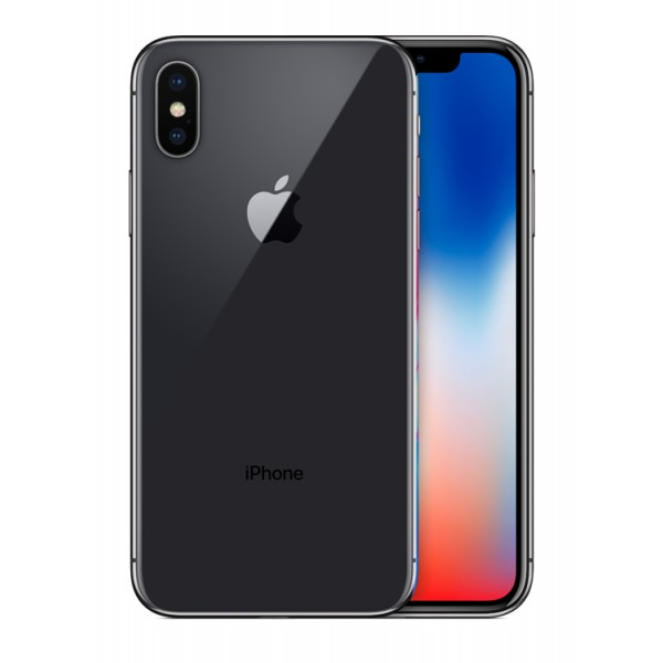 apple iphone x sim unique 4g 64go space grey cartronics. Black Bedroom Furniture Sets. Home Design Ideas