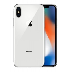Apple iPhone X SIM unique 4G 256Go Silver