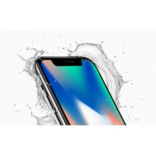 Apple iPhone X Single SIM 4G 256GB Grey