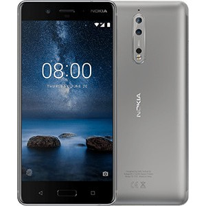 Nokia 8 4G 64Go Gris