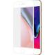 Azuri 2x Curved Tempered Glass RINOX ARMOR - blanc- pour iPhone 7 plus/ 7s plus