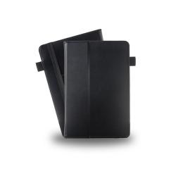 Azuri book case avec mode lecture et card slots - noir - pour all 8 inch tab