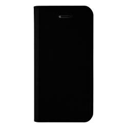 Azuri booklet ultra thin - noir - pour Apple iPhone 5/5S