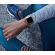 Fitbit Ionic Sportwatch Blue - Burnt Orange