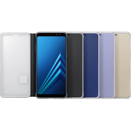 timeless design 392dc 2d973 Samsung neon flip cover - gold - for Samsung Galaxy A8 2018 (A530)