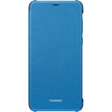 hot sale online d0655 3e600 Huawei flip cover - blue - for Huawei P smart