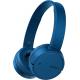 Sony bluetooth headphone on ear - bleu