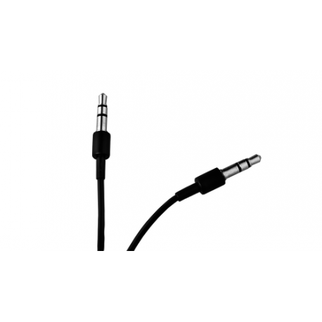 Azuri adaptateur audio 3,5 mm to 3,5 mm (1 mètre)