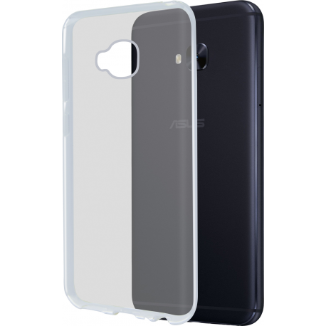 super popular a4694 ecb8d Azuri cover glossy TPU - transparent - for Asus Zenfone 4 Selfie PRO