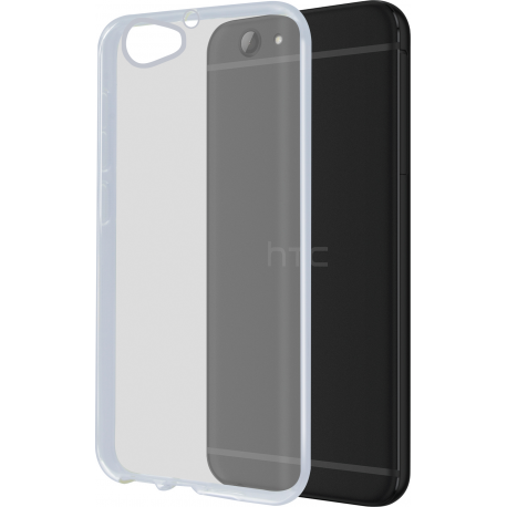 watch aa2f6 e1a7f Azuri cover glossy TPU - transparent - for HTC One A9s