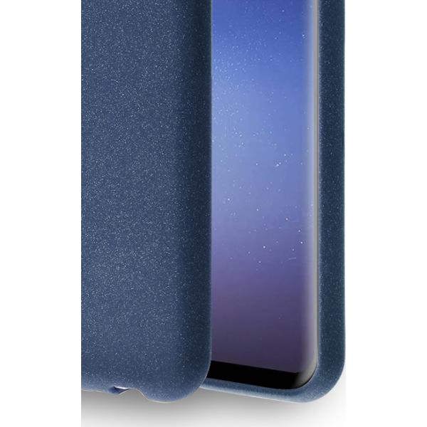 samsung s9 cover transparent blue