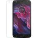 Azuri 2x Tempered Glass flatt RINOX ARMOR - zwart - voor Motorola Moto X4