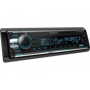 Kenwood Electronics KDC-X5200BT Bluetooth Noir récepteur multimédia de voiture