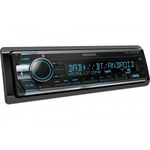 Kenwood Electronics KDC-X7200DAB Bluetooth Noir récepteur multimédia de voiture