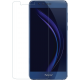 Azuri Tempered Glass flatt RINOX ARMOR - zwarte frame - Honor 8 Pro