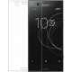 Azuri Tempered Glass flatt RINOX ARMOR - transparent - Sony Xperia XZ1 Compact